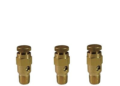Jb Vacuum Pump Drain Valves All Models With 18 Npt Part Pr-2 Set Of 3