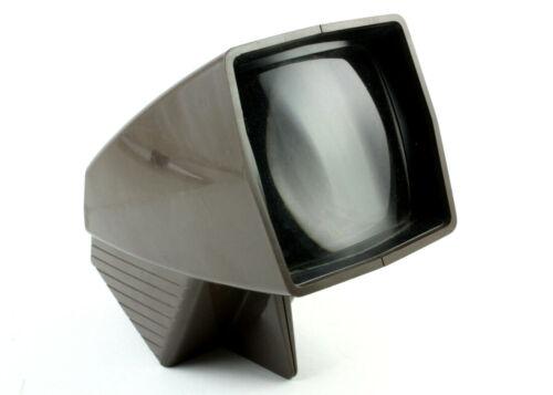 "U201724 GAF Pana-Vue 1 2x2"" Lighted Slide Viewer Genuine Original - Works Great!"