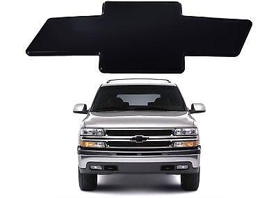 All Sales 96143K 1999 2002 Silverado01 2006 Suburban Tahoe Black Billet Bowtie