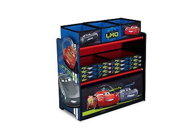 Delta Children Multi-Bin Toy Organizer, Disney/Pixar Cars Disney/Pixar Cars. (Multi Bin Toy Organizer)