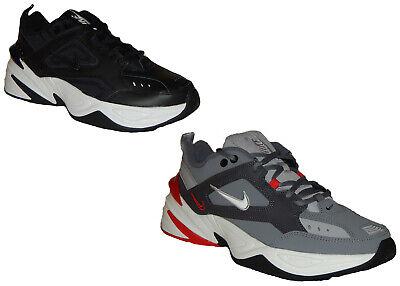 Nike M2K Tekno Men's Shoe NEW Sneaker Black OR Gunsmoke Grey Several Sizes
