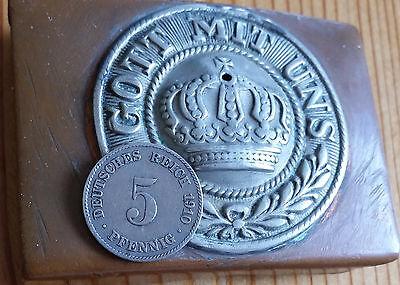 5 Pfennig Stück 1910 J Deutsches Reich Reichsadler Münze Prachtexemplar vzgl.