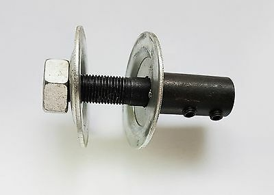Spanndorn für Poliermaschine – Aufnahme D. 8 mm, für Werkzeug D. 10 mm -