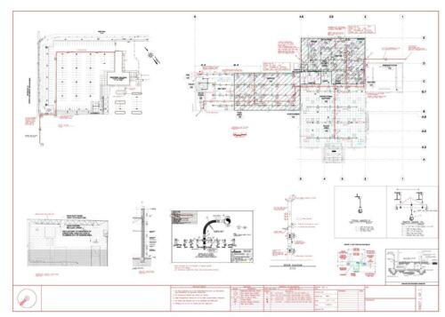 Fire Sprinkler Design Service- HydraCad