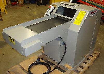 New Industrial Shredders Cs16 16 Combo Slitter Chopper Shredder 16 Feed