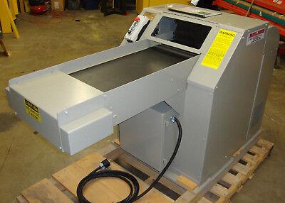 """NEW IPS Industrial Shredders CS16 16 Combo Slitter Chopper Shredder 16"""" Paper"""