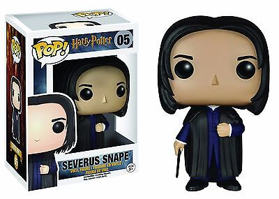 Severus Snape Alan Rickman Harry Potter POP Vinyl Figure 05 Funko 2015