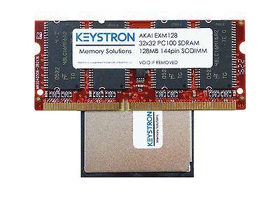 128mb Exm128 & 8gb Cf Card Akai Mpc500 Mpc1000 Mpc2500