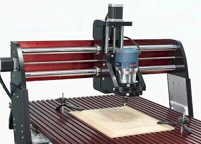 Hd4 Cnc Shark -refurbished Plus New 2w Laser Kit