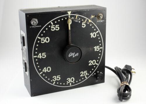 U199030 GraLab Model 300 Darkroom Timer - Tested - Working