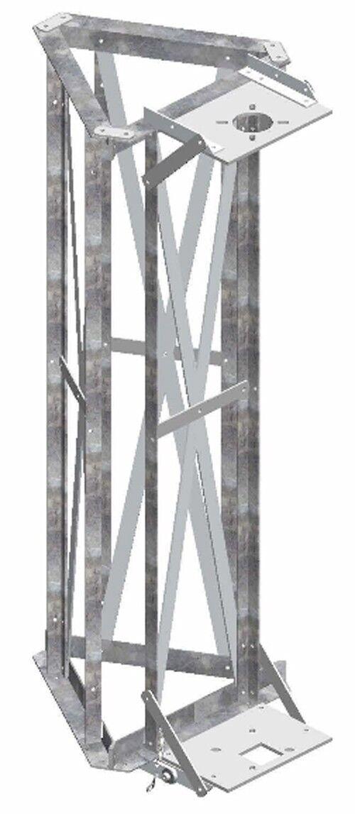 Glen Martin H-4 Super Heavy Duty Steel Hazer Tram System for ROHN 20/25G Towers . Buy it now for 533.00