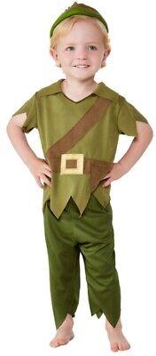 Kleinkind Jungen Peter Pan Robin Hood Welt Buch - Robin Hood Kleinkind Kostüme