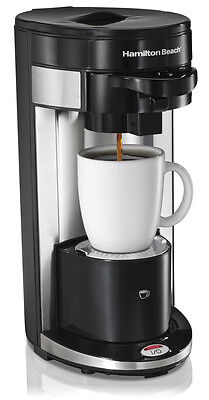 Hamilton Seashore FlexBrew Single Serve Ground & K-Cup Coffee Maker | 49999A