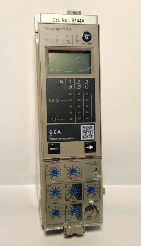 Schneider Electric S144A  Micrologic 6.0 A Trip Unit
