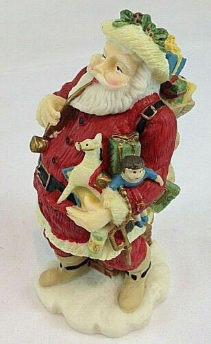 Vintage 1992 The International Santa Claus Collection Santa Claus United States