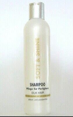 Shine Shampoo (Haarpflege SOFT & SHINE Shampoo für Extensions)