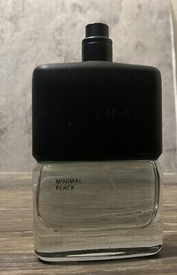 Manimal Black Zara For Men. 3.4oz. 50%full