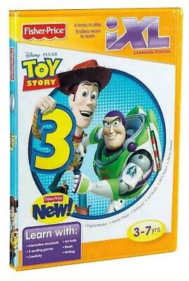 Fisher-Price iXL Learning System Toy Story 3 for sale  Shipping to India