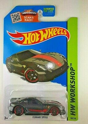 HOT WHEELS FERRARI 599XX