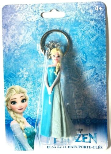 Disney Frozen Elsa Key Chain Figures