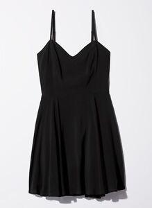 Talula Lipinski Dress Black - Aritzia