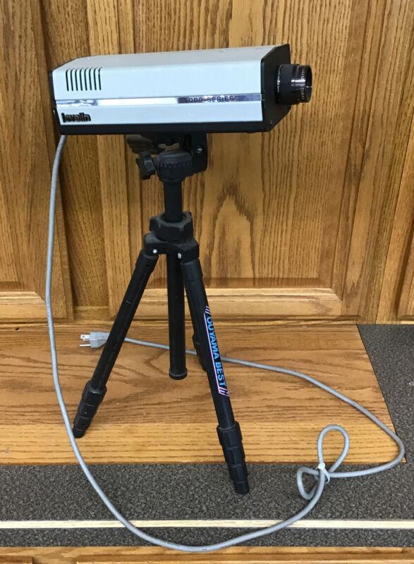 Javelin Vintage TV Security Camera CCTV Surveillance System JE 5012 5000 Series