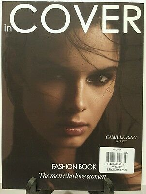Incover Camille Ring Gucci Fashion Book Men Love Fall Win 2015 FREE SHIPPING JB