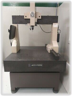 Mitutoyo B241 Cmm With Cmm Manager Software And Ph8 Probe