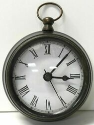 Large Pocket Watch Clock