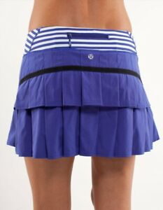 ⭐️⭐️LULULEMON PACE SETTER SKIRT WITH BUILT IN SHORTS⭐️⭐️
