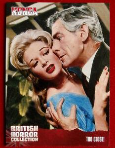 BRITISH-HORROR-COLLECTION-Konga-TOO-CLOSE-Card-57