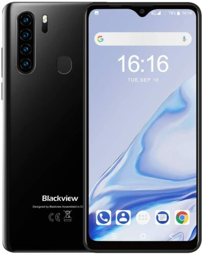 Blackview A80 Pro 4G LTE Smartphone ohne Vertrag 4GB RAM 64GB ROM Handy Dual SIM
