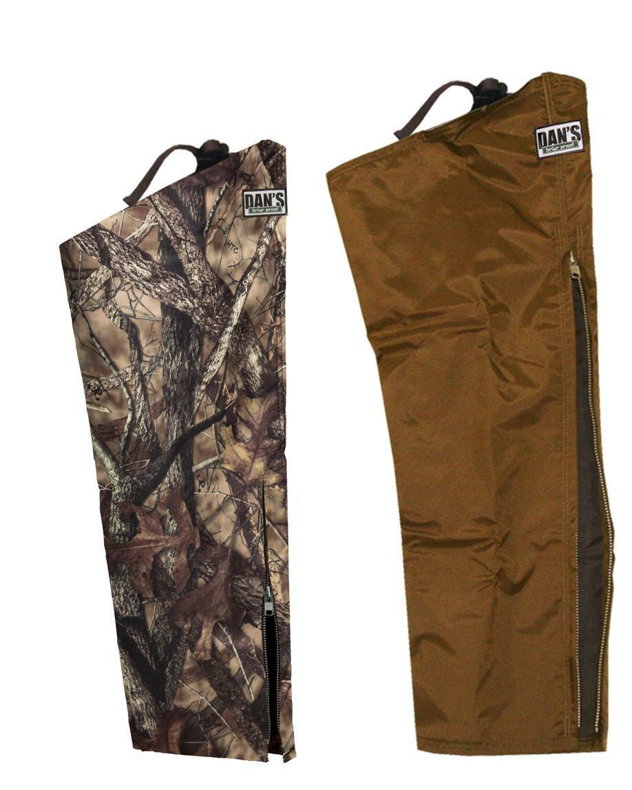 High-n-Dry, Briar Proof Hunting Chaps, by Dan's Hunting Gear