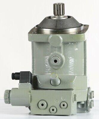 New R902052362 Rexroth Hydraulic Axial Piston Motor A6vm55ez463w-vzb020b