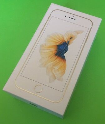 NEW Apple iPhone 6s 64GB - A1633 - Gold - GSM Factory Unlocked AT&T T-Mobile