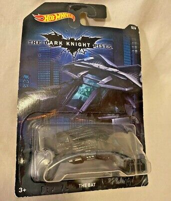 "Hot Wheels Batman 80 Years The Dark Knight Rises ""The Bat"""