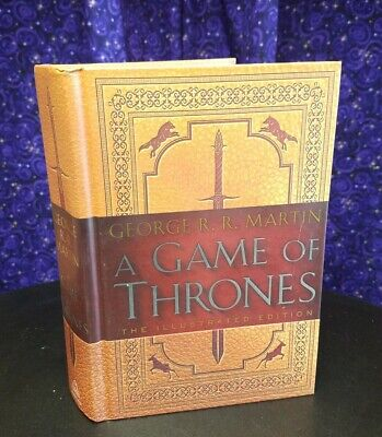 A Game of Thrones: 20th Anniversary Illustrated Edition HC by George R.R. Martin