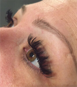 SPECIAL PROMO Volume and Classic Eyelash extensions