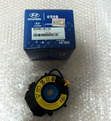 100% GENUINE OEM 2011-15 Hyundai Elantra 14CH Clock Spring assemble 93490-3S110