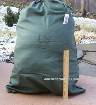 Utility Kit Bag - Barracks Bag M1929 Kit Utility Cargo Case Stuff Sack USMC Military Army US MADE