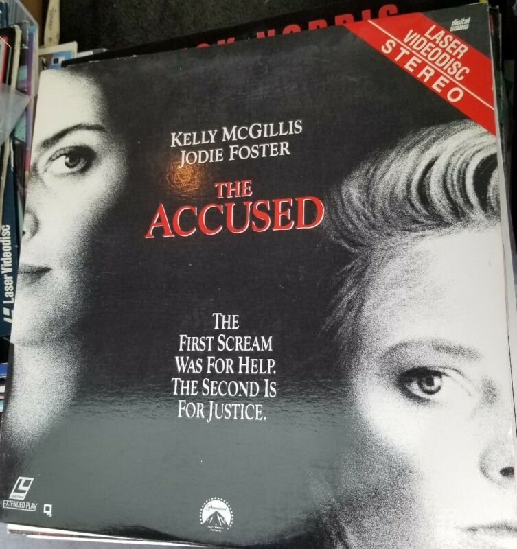 The Accused Laser Videodisc
