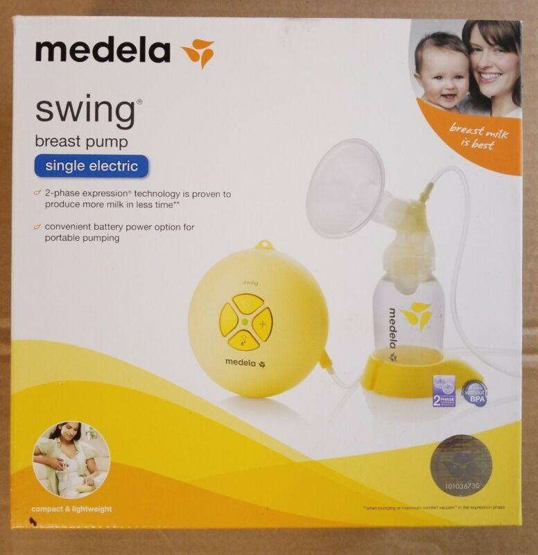 Medela Swing Single Electric Breast Pump Kit (67050) Brand New Factory Sealed