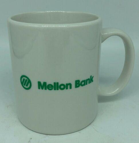 Vintage Mellon Bank Coffee Mug