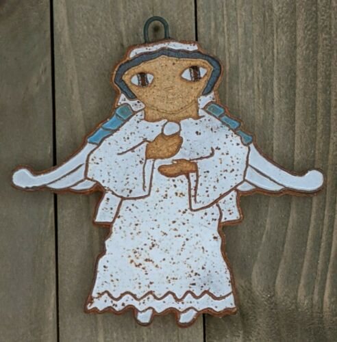 St Andrews Abbey Handmade Christmas Angel Ornament : Communion