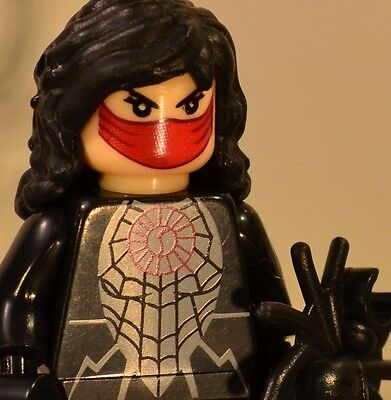 SP11 Marvel Super heroes SILK figure US Seller SDDC Spider-Man Woman](Women Super Heroes)