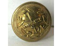 Genuine British Army General Rank Sword /& Baton Dress Uniform Buttons ASBT118