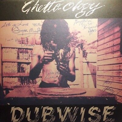 BLACK ROOTS PLAYERS 'GHETTO-OLOGY DUBWISE' (ARCHIVE/BLACK ROOTS LP) LIMITED!!!