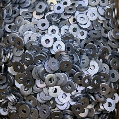 Steel Pop Rivet Washers 18 Blind Rivet Back Up Washers - Qty 1000