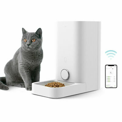 PETKIT Automatic Pet Feeder Cat/Dog Smart Feeder Wi-Fi for Android iOS Alexa
