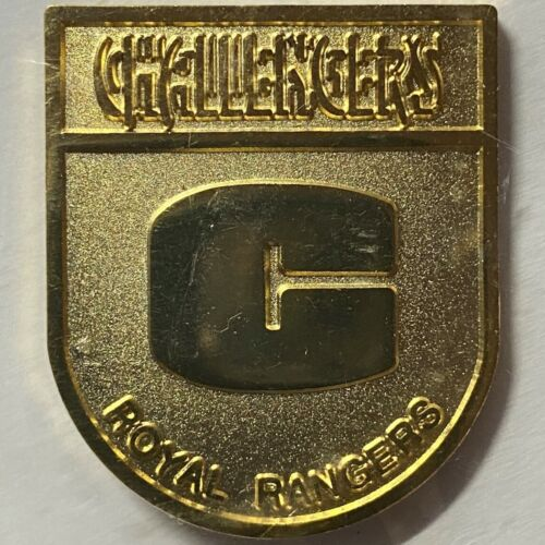 Royal Rangers Challengers Medal of Excellence Pin